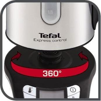 Czajnik elektryczny Tefal KI240D30 Control Express
