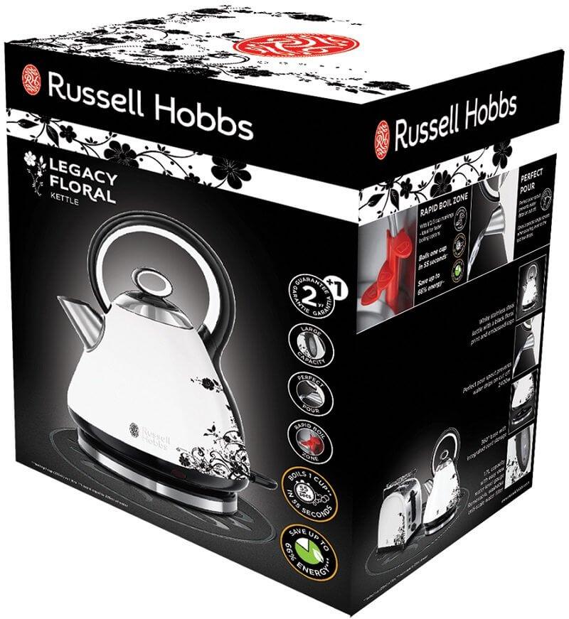 Czajnik Russell Hobbs Legacy Floral 21963-70