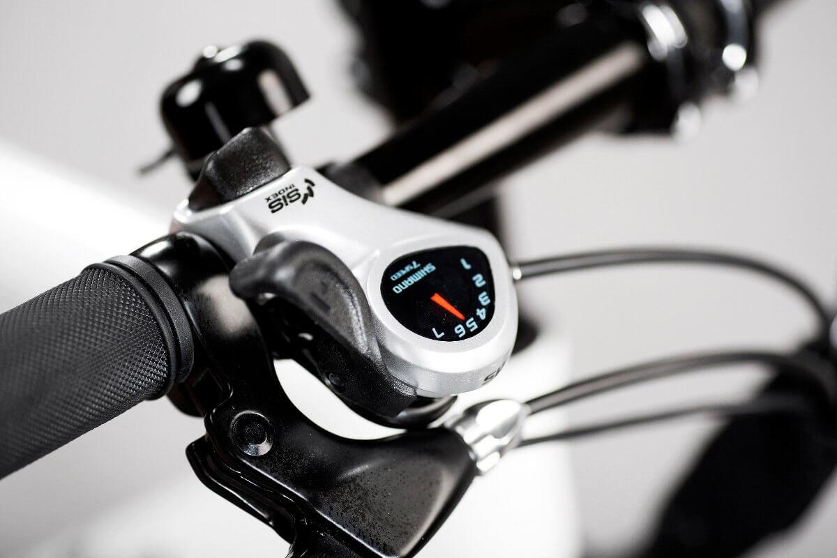Rower elektryczny trekkingowy GEOBIKE Nordkapp / bateria 7,8 Ah