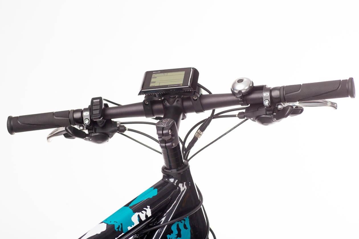Górski rower elektryczny GEOBIKE MTB / bateria 11,6 Ah