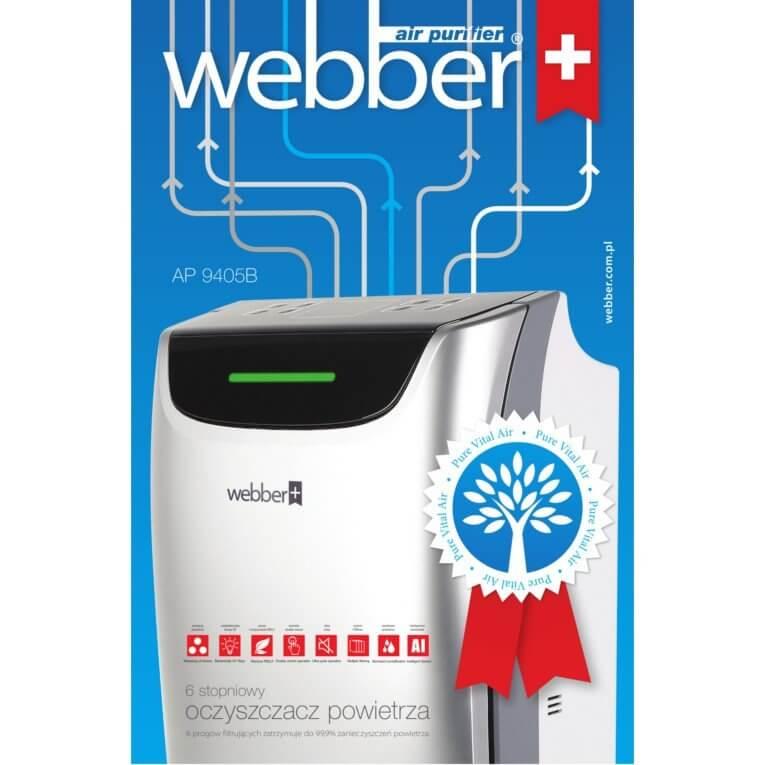 Oczyszczacz powietrza Webber AP9405