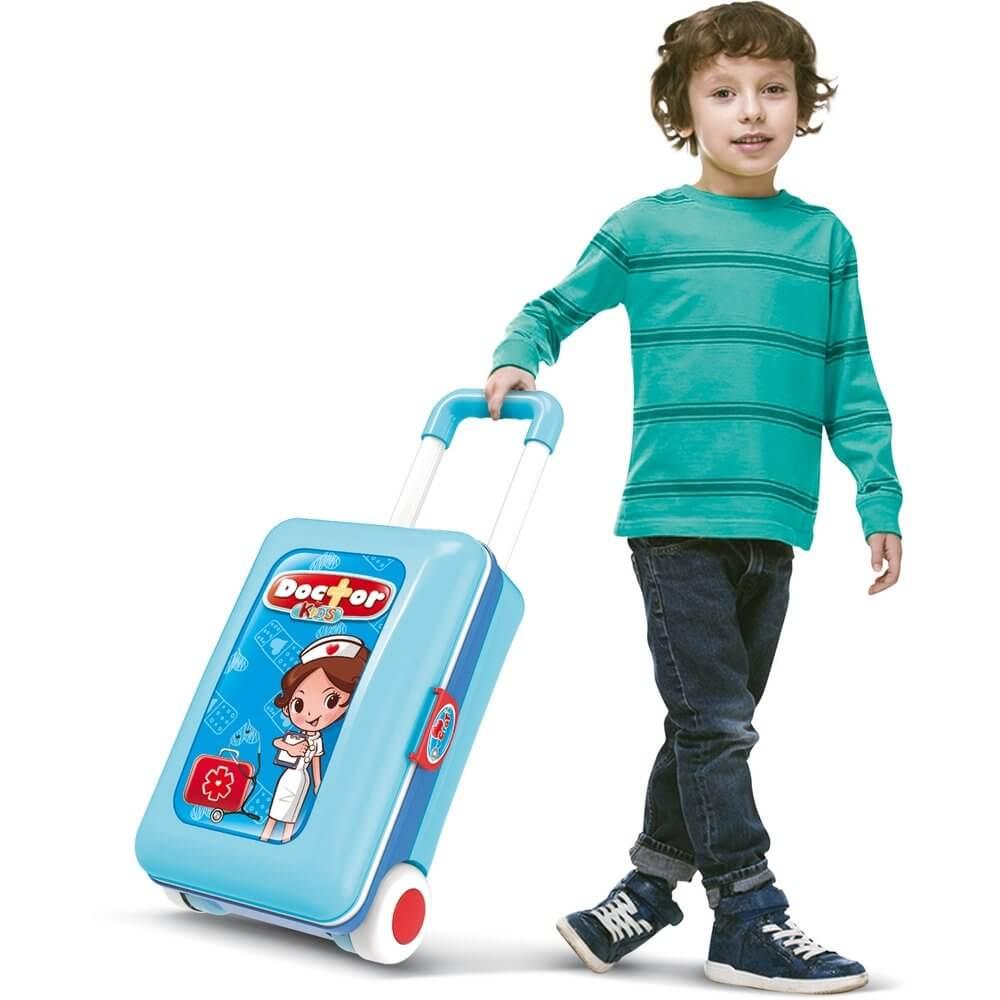 Zestaw podróżny Lekarz Buddy Toys