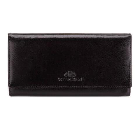 Duży portfel damski Wittchen Italy