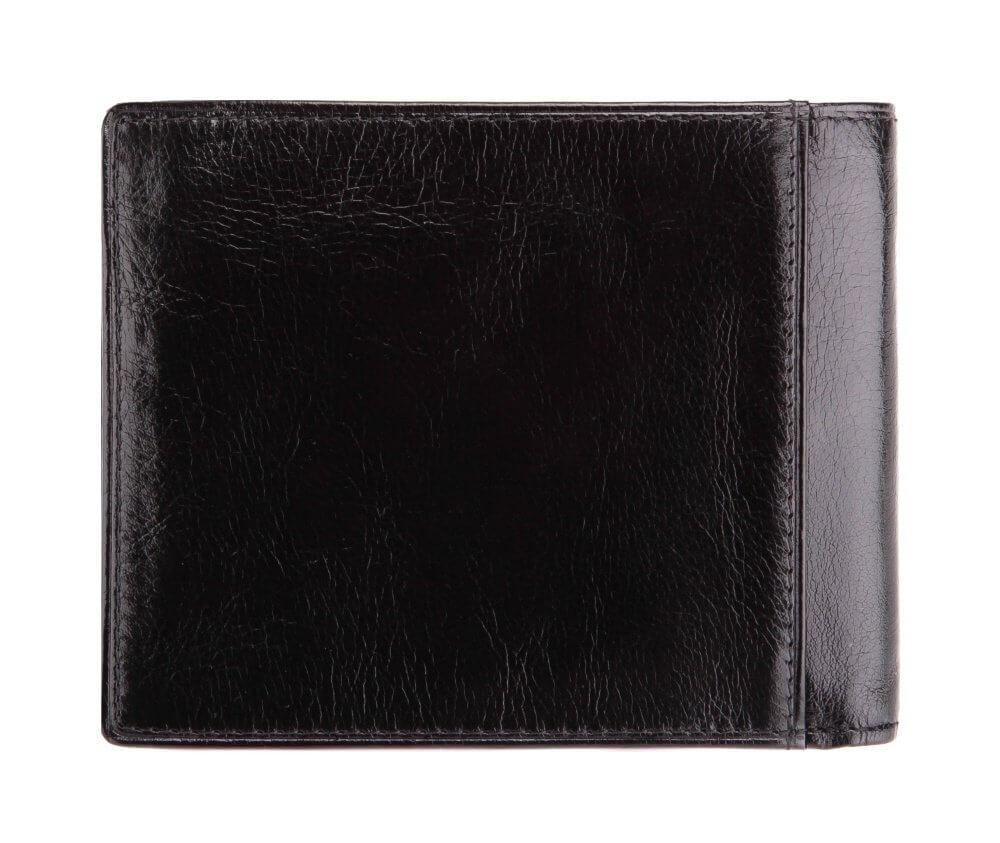 Średni portfel męski Wittchen Italy (czarny)