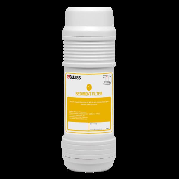 Wkład filtrujący 1: Sediment Filter 4Swiss