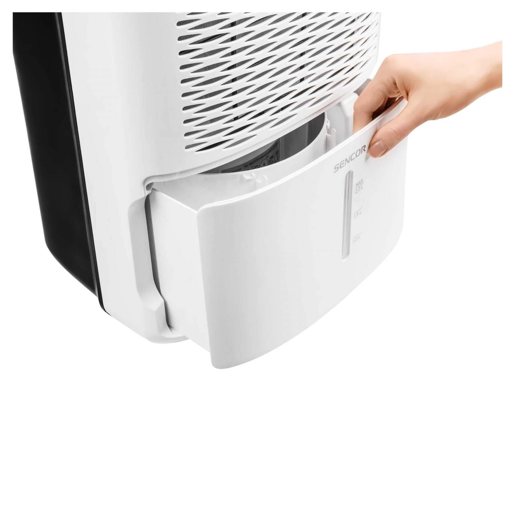 Osuszacz powietrza Sencor SDH 1010WH