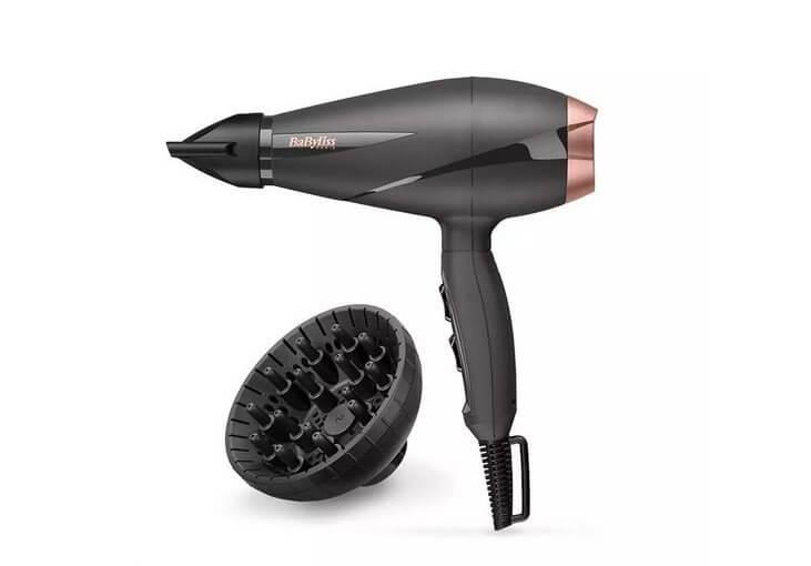 Suszarka do włosów Babyliss Smooth Pro 2100 6709DE