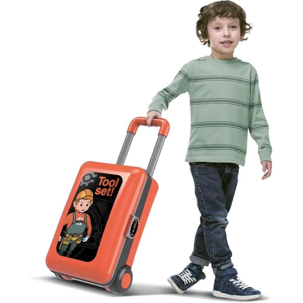 Zestaw podróżny Warsztat Buddy Toys