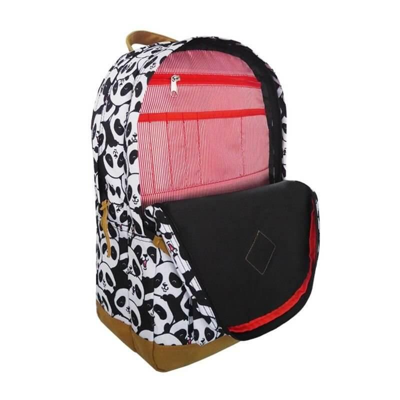 Plecak 27l z motywem Pandy
