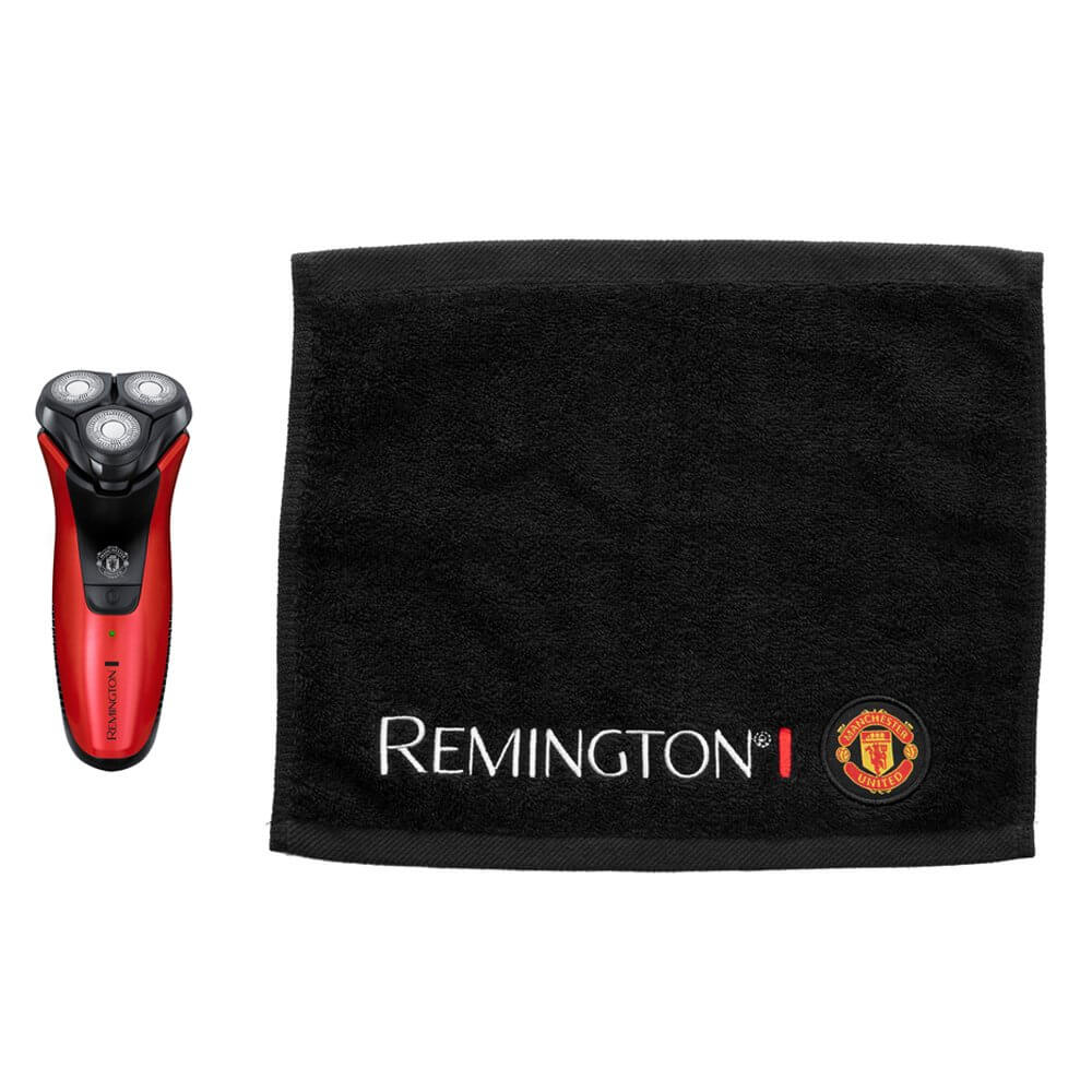 Golarka rotacyjna Remington Power Series Aqua Manchester United Edition PR1355