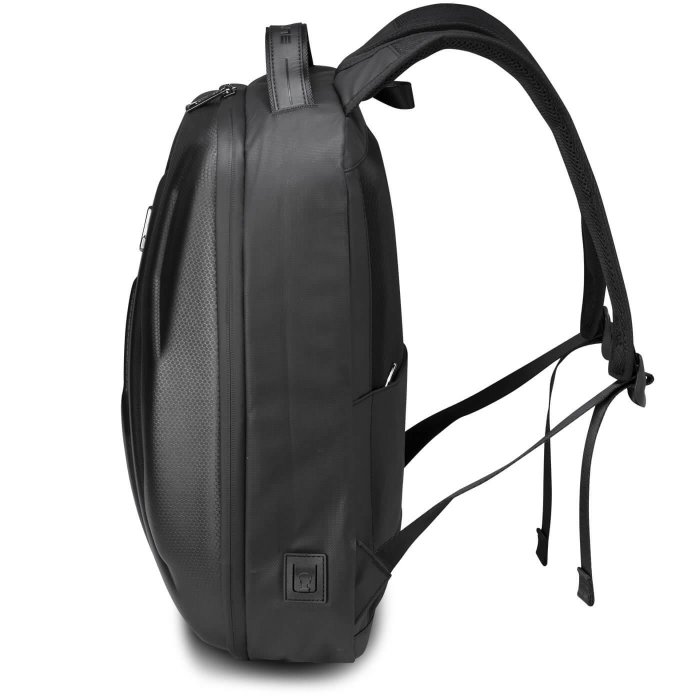 Plecak na laptopa z portem USB Semi Line