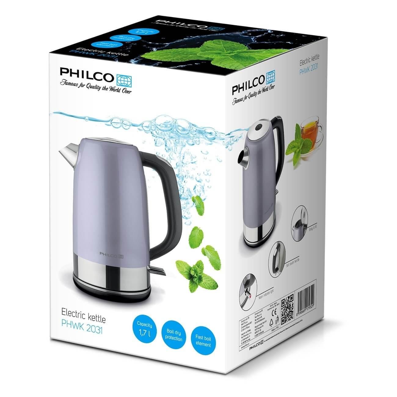 Czajnik elektryczny Philco PHWK 2031