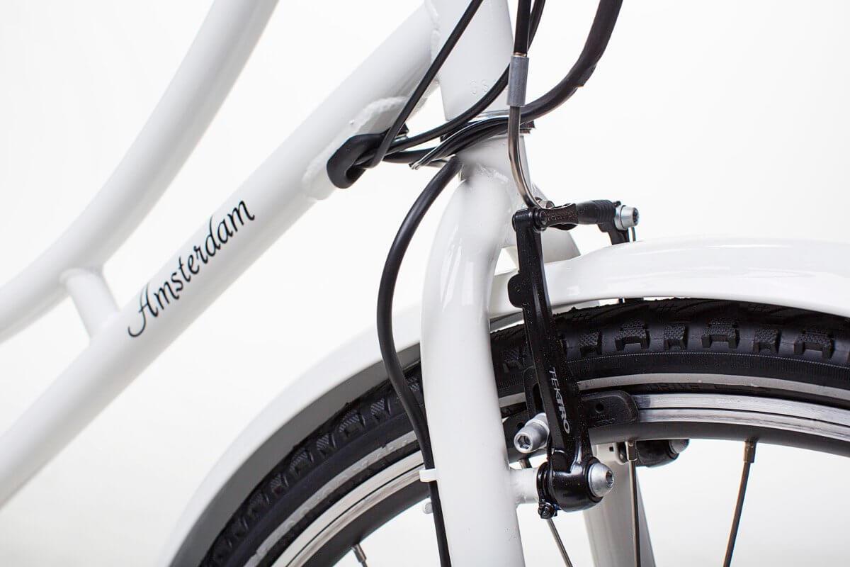 Rower elektryczny GEOBIKE Amsterdam / bateria 9 Ah