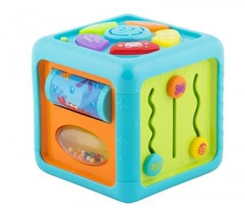 Kostka edukacyjna Discovery 3030 Buddy Toys