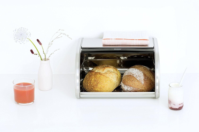 Pojemnik na pieczywo Brabantia roll top mały