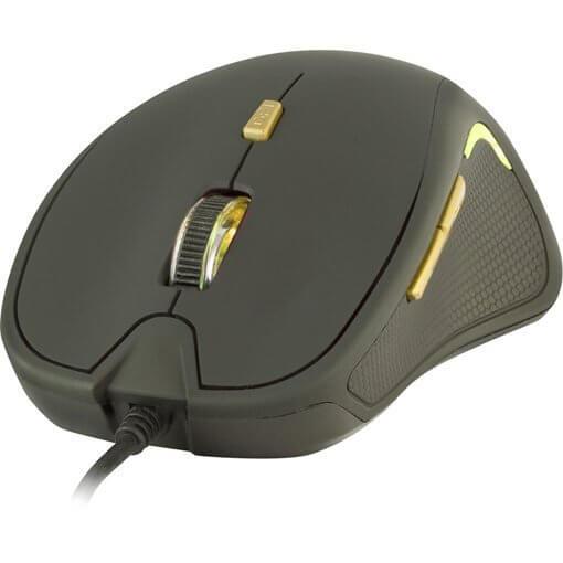 Mysz USB Yenkee Dakar YMS 1010BK