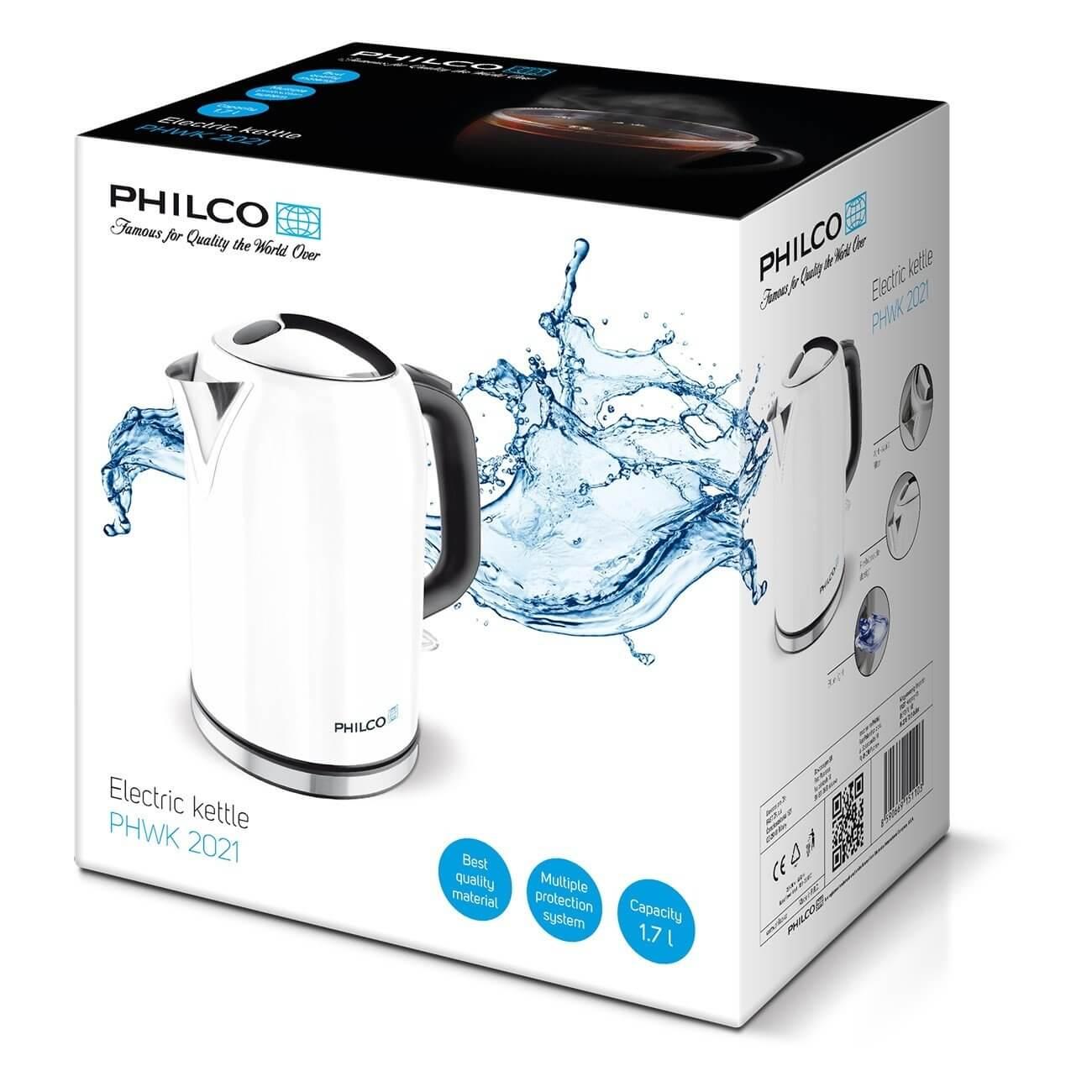 Czajnik elektryczny Philco PHWK 2021