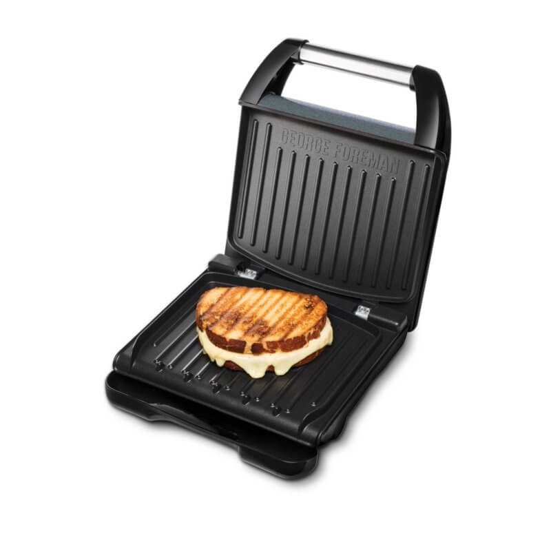 Grill Russell Hobbs Family Steel Grey