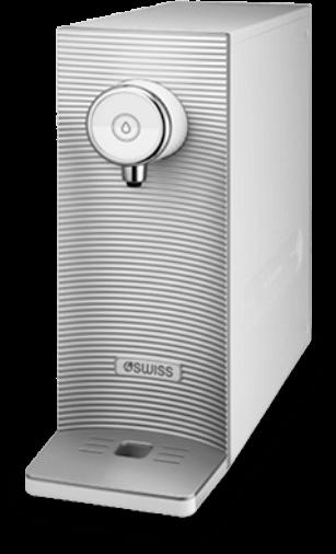 Domowy System Filtrowania Wody 4Swiss WFF021 - biały