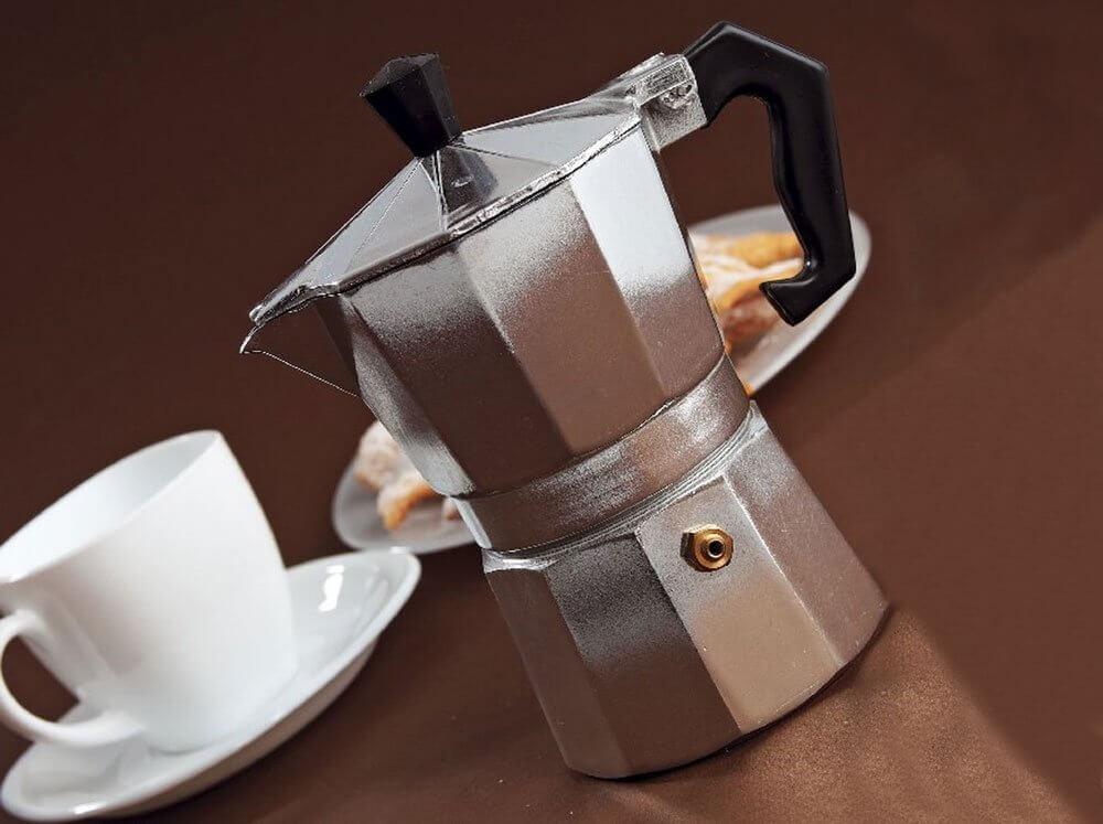 Kafetiera aluminiowa Domotti Mocca 300 ml