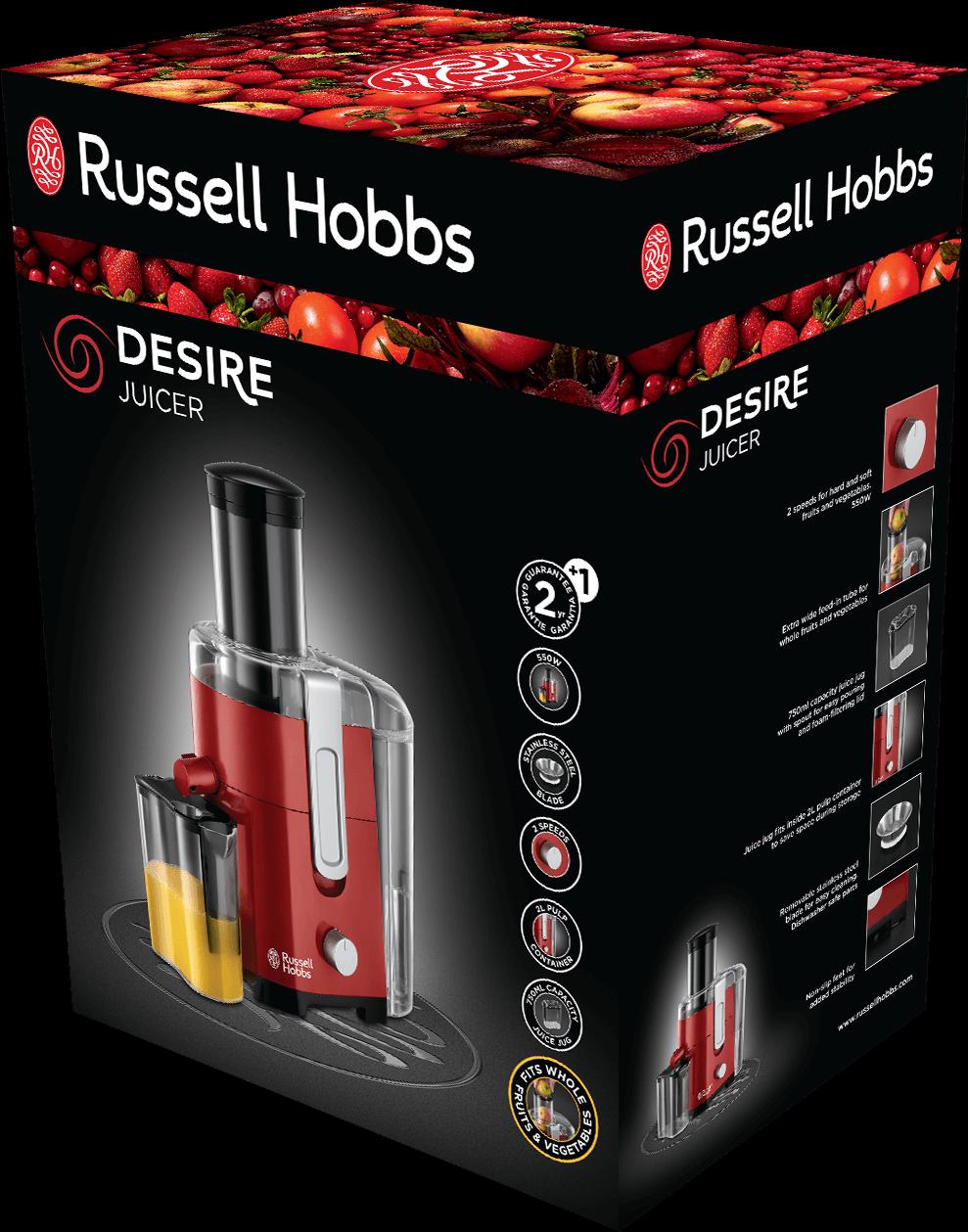 Sokowirówka Russell Hobbs  Desire 24740-56