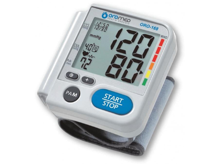 Ciśnieniomierz nadgarstkowy ORO-MED ORO-168