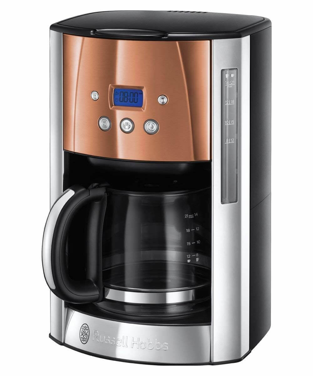 Ekspres do kawy Russell Hobbs Luna Copper 24320-56
