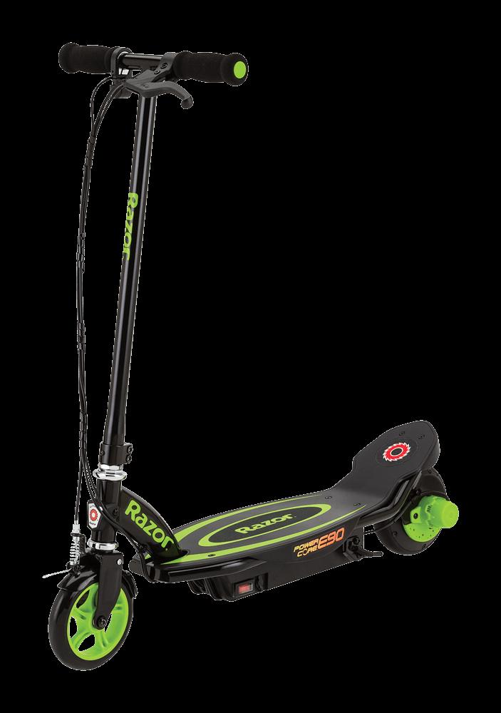 Hulajnoga elektryczna Razor E90 Power Core Zielona