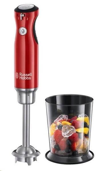 Blender Russell Hobbs Retro Ribbon Red