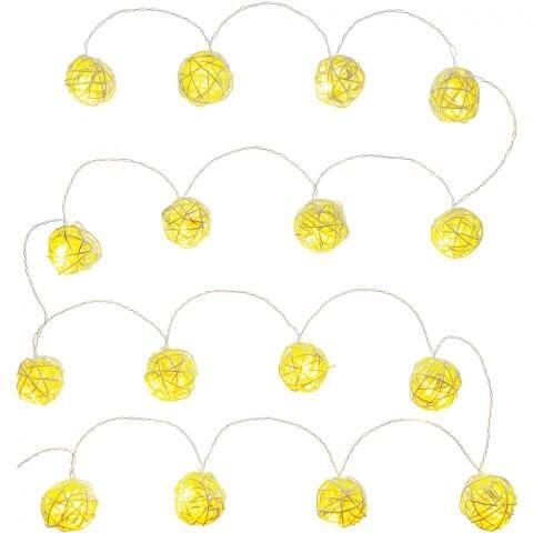 Lampki kulki Retlux RXL 248 16 LED