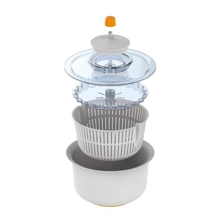 Zestaw sałatkowy (suszarka+skrobaczka) Functional Form Fiskars