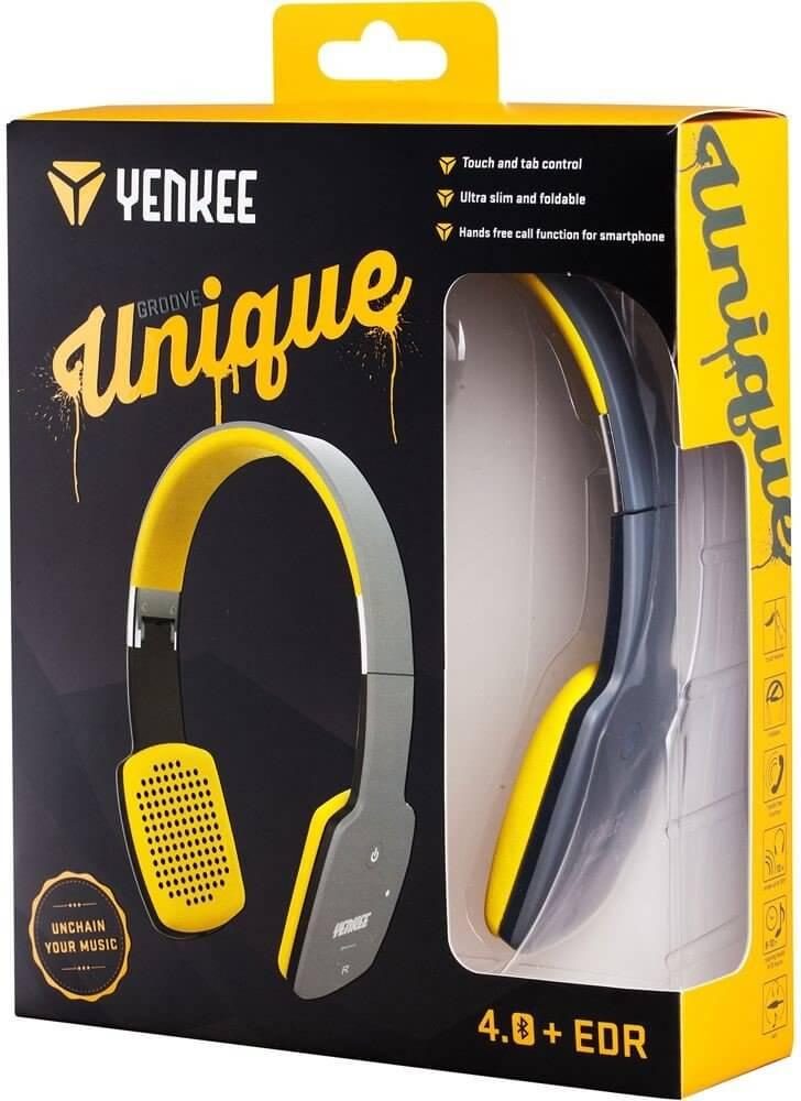 Słuchawki Yenkee YHP 15BTGY