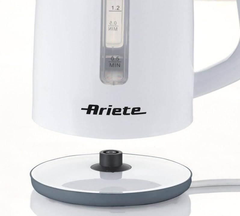 Czajnik Ariette biały 2875 Cordless Kettle