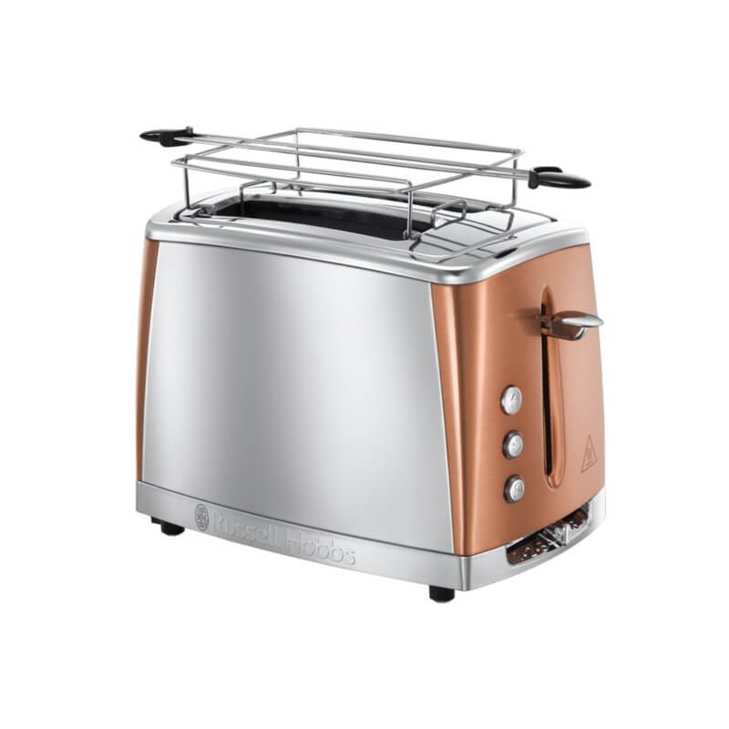 Toster Russell Hobbs Luna Copper 24290-56