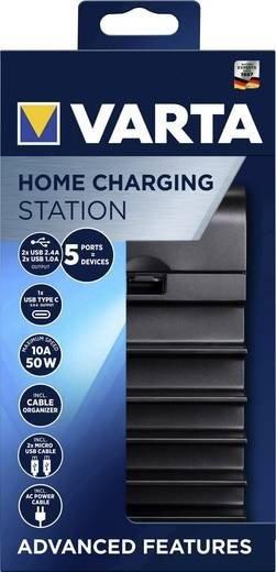 Stacja ładowania USB Varta Home Charging Station