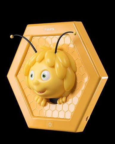 Lampka ścienna Varta Pszczółka Maja
