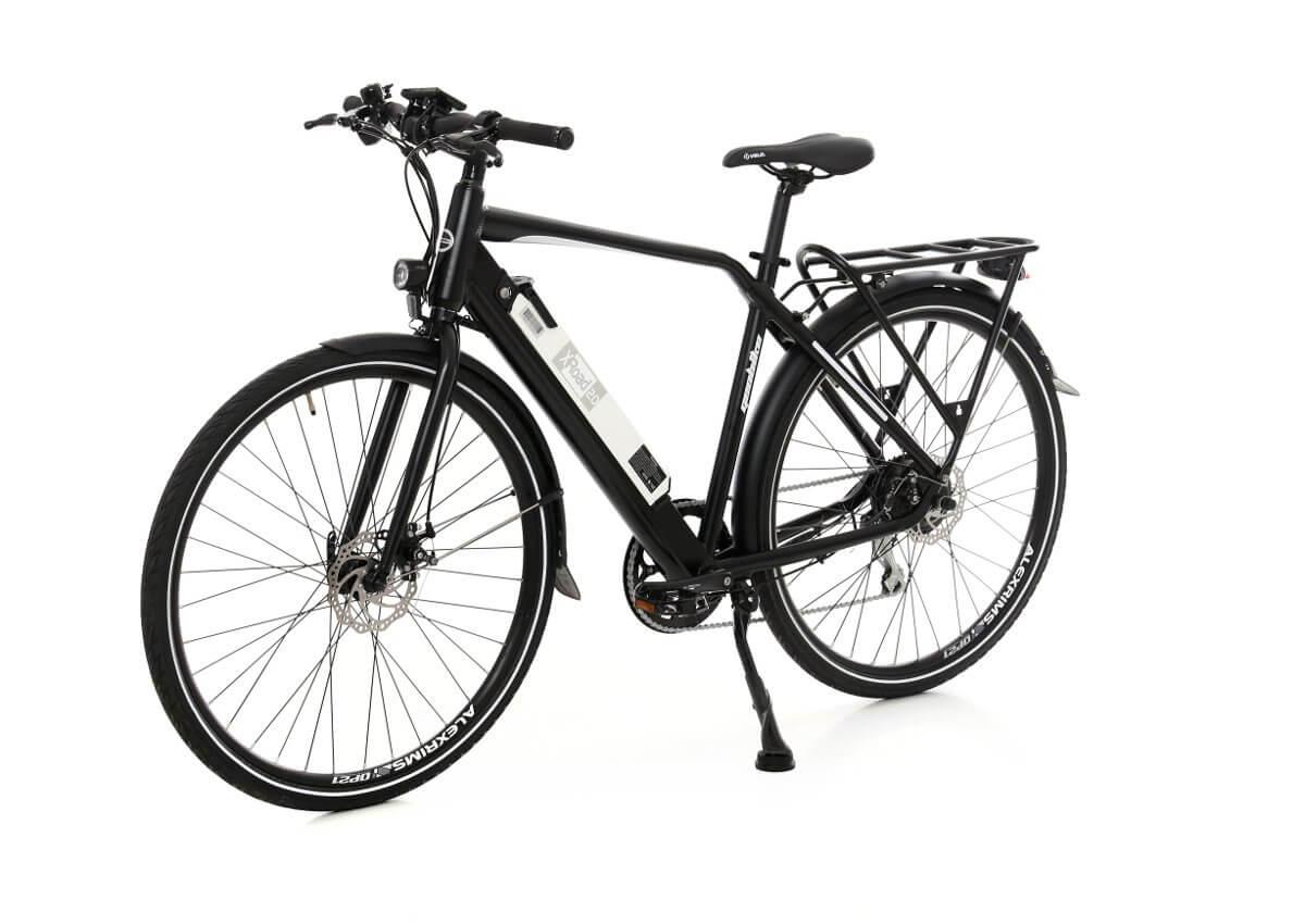 Szosowy rower elektryczny GEOBIKE X-Road 2.0 / bateria 10,4 Ah