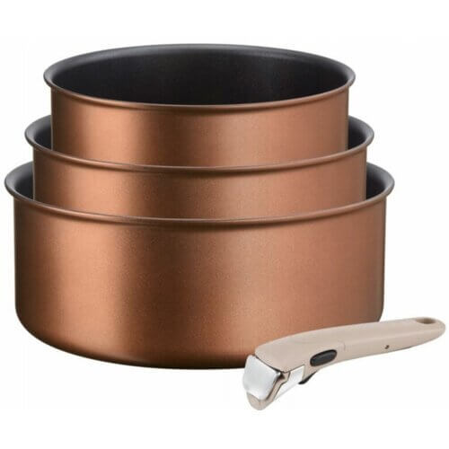Zestaw garnków 4-elem. Tefal Ingenio Resource L6759003