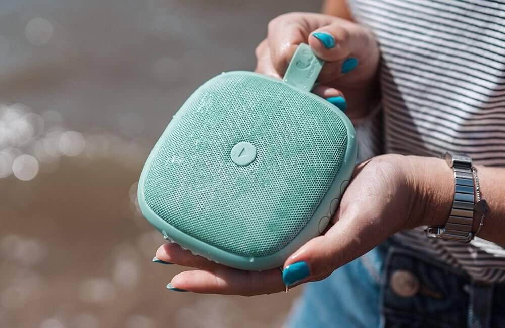 Głośnik mobilny FRESH N REBEL Rockbox Bold Xs Misty Mint
