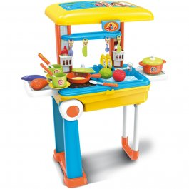 Zestaw podróżny Kuchnia Buddy Toys