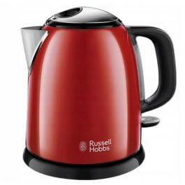 Czajnik Russell Hobbs Colours Plus Mini czerwony 24992-70