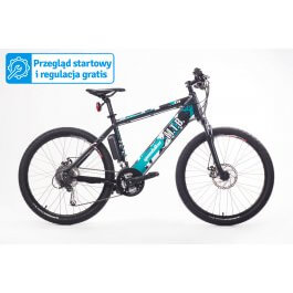 Górski rower elektryczny GEOBIKE MTB / bateria 11,6 Ah