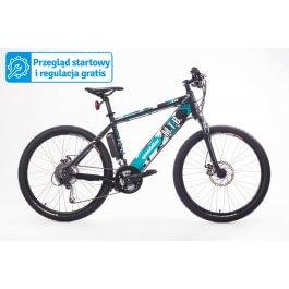 Górski rower elektryczny GEOBIKE MTB / bateria 12Ah