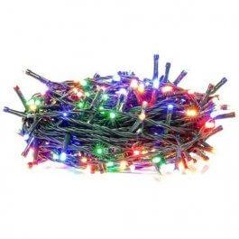 Retlux Świąteczny łańcuch 200 LED, kolorowe RLX 212