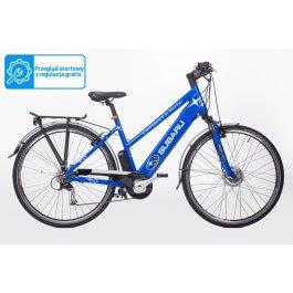Trekkingowy rower elektryczny GEOBIKE Subaru Roca / bateria 11,6 Ah