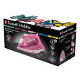 Żelazko różowe Russell Hobbs Light & Easy Brights 25760-56