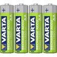 Zestaw 4 akumulatorów Varta Redy To Use NiMH AA/R06