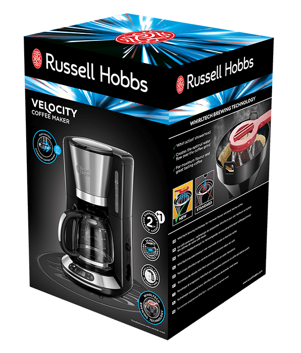 Ekspres do kawy Russell Hobbs VELOCITY