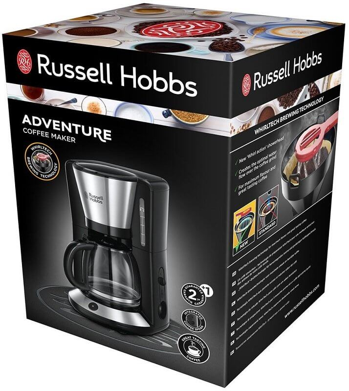 Ekspres przelewowy Russell Hobbs Adventure 24010-56