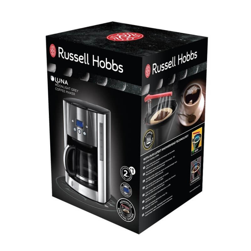 Ekspres do kawy Russel Hobbs Luna Grey 23241-56
